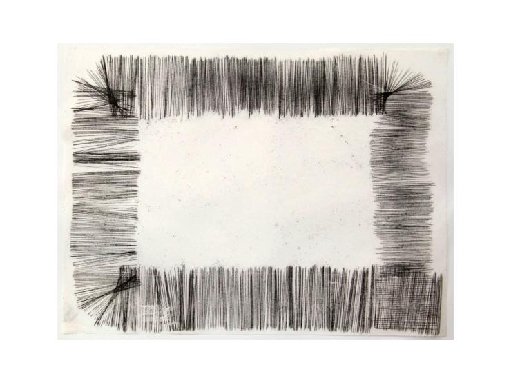 chreographingtheline monoprint2